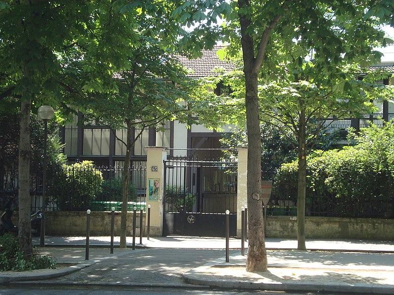 Photo du Monument Historique Cité fleurie situé à Paris 13e Arrondissement