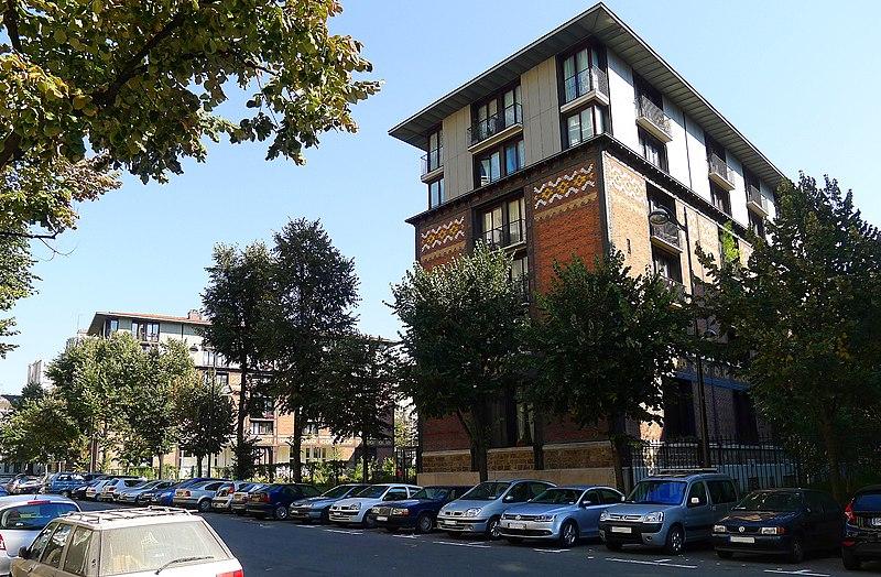 Photo du Monument Historique Ancienne caserne Schomberg ou caserne Louviers situé à Paris 4e Arrondissement