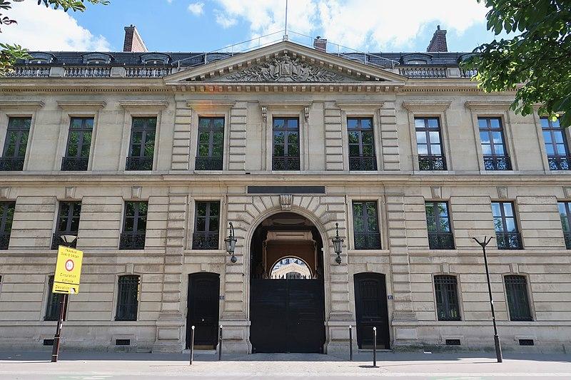 Photo du Monument Historique Palais de l'Alma situé à Paris 7e Arrondissement