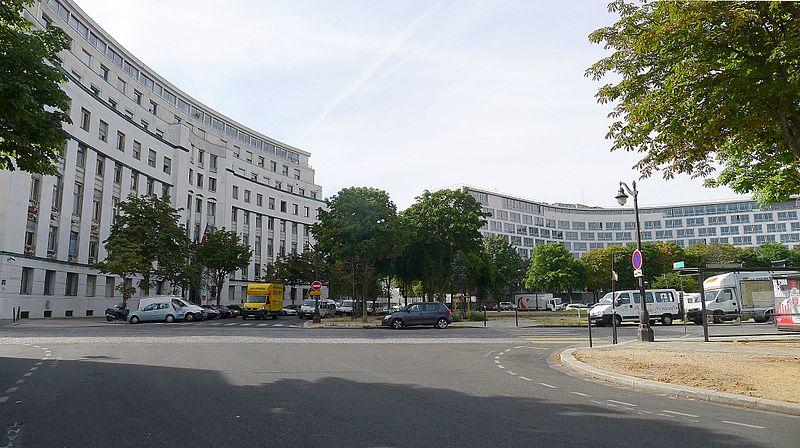 Photo du Monument Historique Ancien Ministère de la Marine Marchande situé à Paris 7e Arrondissement