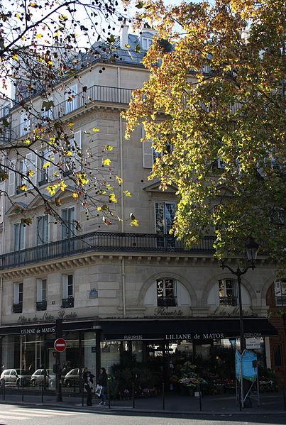 Photo du Monument Historique Immeuble situé à Paris 10e Arrondissement