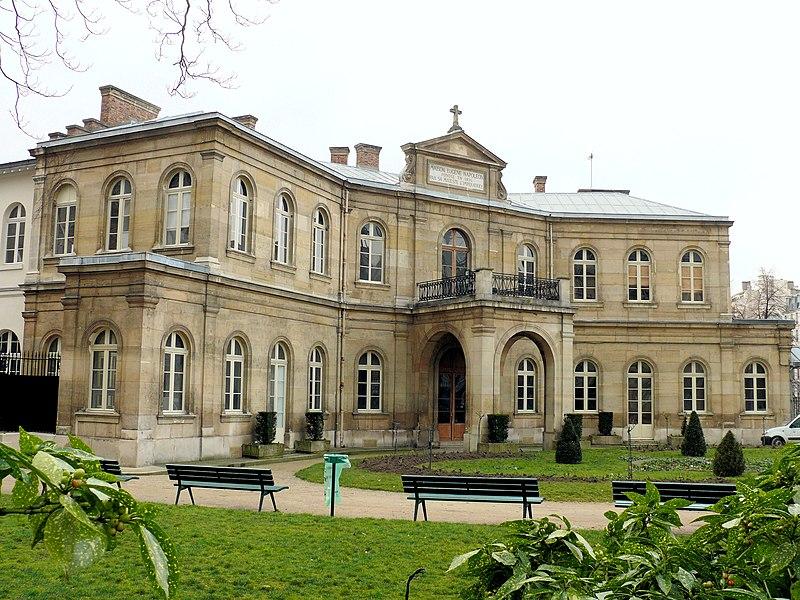Photo du Monument Historique Fondation Eugène-Napoléon situé à Paris 12e Arrondissement