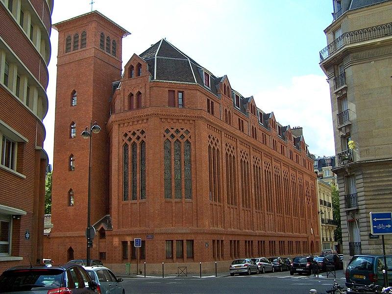 Photo du Monument Historique Couvent de franciscains dit Saint-François situé à Paris 14e Arrondissement