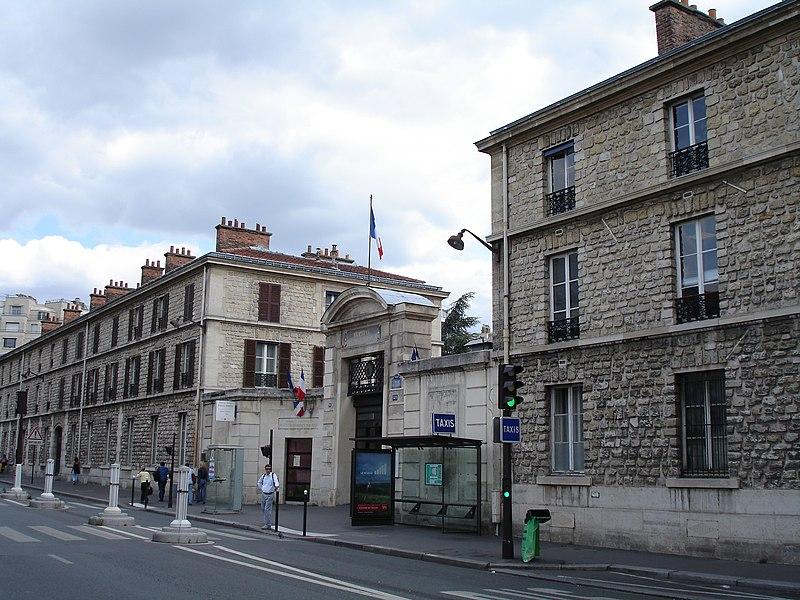 Photo du Monument Historique Hôpital Necker - Enfants malades situé à Paris 15e Arrondissement