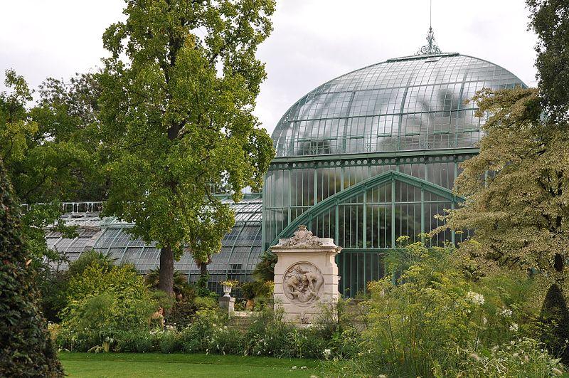 Photo du Monument Historique Jardin fleuriste municipal situé à Paris 16e Arrondissement