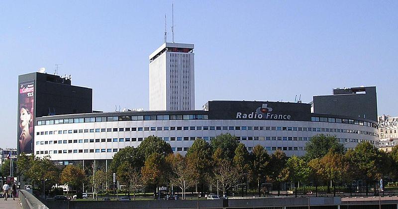 Photo du Monument Historique Maison de la Radio situé à Paris 16e arrondissement