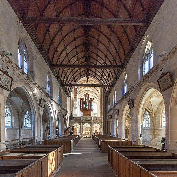 Photo du Monument Historique Eglise Notre-Dame de l'Assomption situé à Arques-la-Bataille