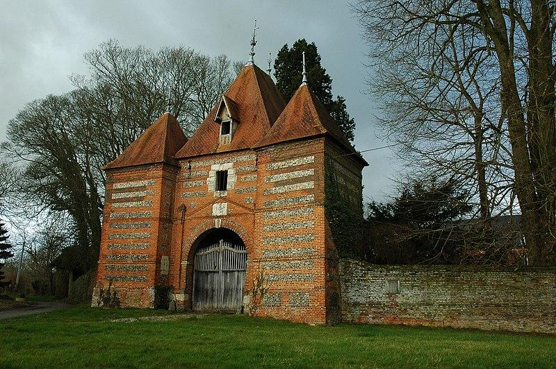 Photo du Monument Historique Château situé à Auvilliers