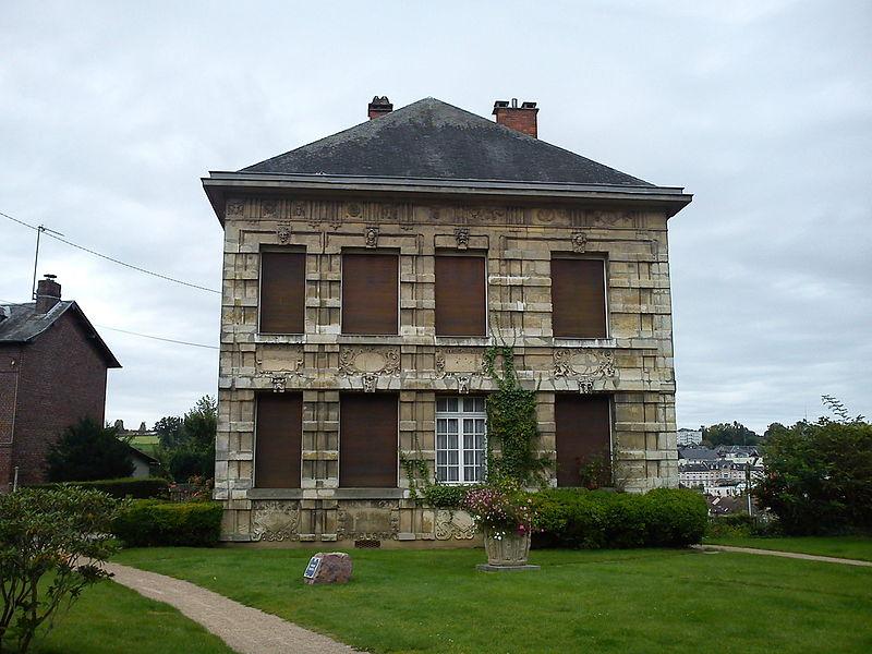 Photo du Monument Historique Presbytère situé à Barentin