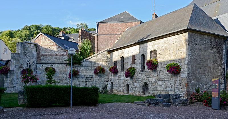 Photo du Monument Historique Ancien bailliage et ancienne prison situé à Caudebec-en-Caux