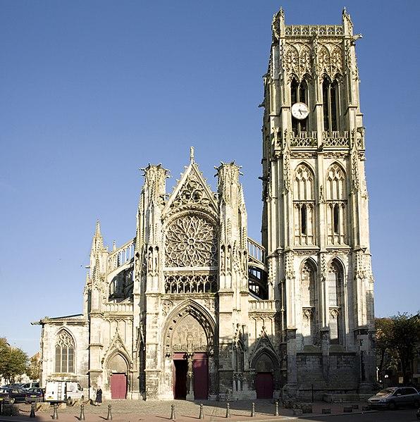 Photo du Monument Historique Eglise Saint-Jacques situé à Dieppe