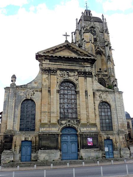 Photo du Monument Historique Eglise Saint-Jean situé à Elbeuf