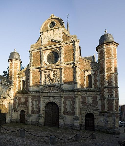 Photo du Monument Historique Collège de la Ville situé à Eu
