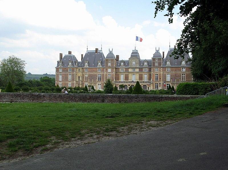 Photo du Monument Historique Ancien domaine royal situé à Eu