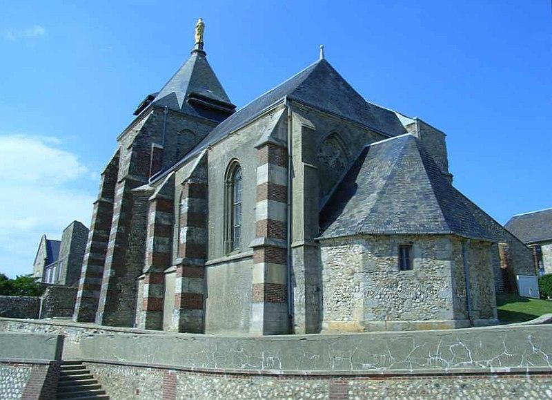 Photo du Monument Historique Chapelle Notre-Dame-du-Salut situé à Fécamp