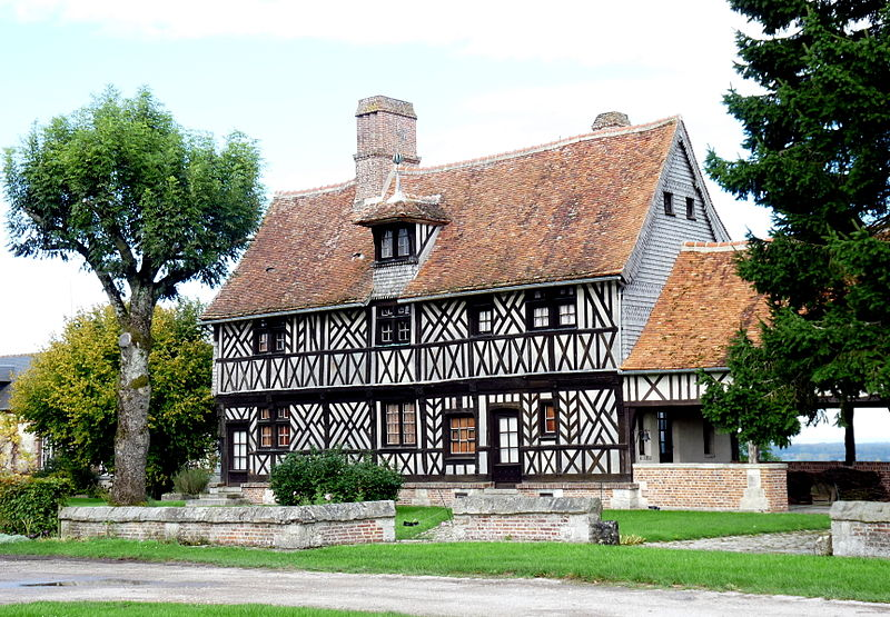 Photo du Monument Historique Maison de bois dite de Henri IV situé à La Ferté-Saint-Samson