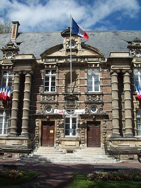 Photo du Monument Historique Château situé à Harfleur