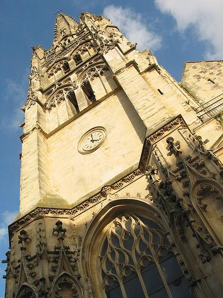 Photo du Monument Historique Eglise Saint-Martin situé à Harfleur