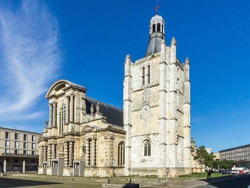 Photo du Monument Historique Eglise Notre-Dame situé à Le Havre