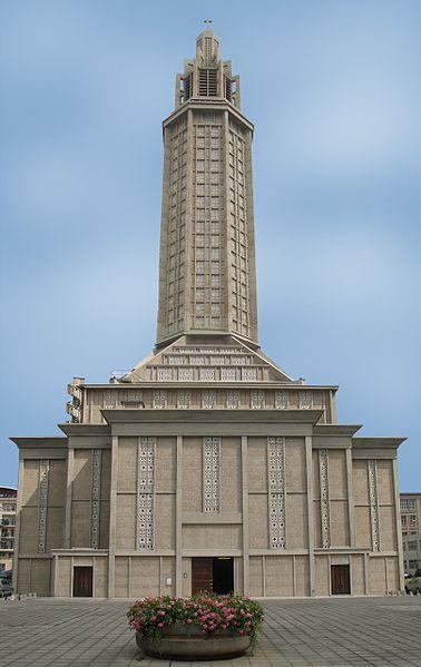 Photo du Monument Historique Eglise Saint-Joseph situé à Le Havre