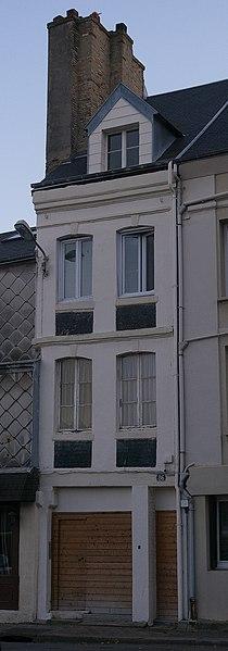 Photo du Monument Historique Immeuble situé à Havre (Le)