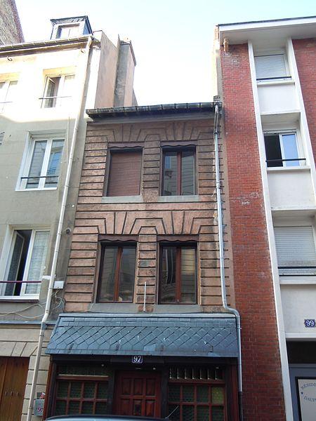 Photo du Monument Historique Immeuble situé à Le Havre