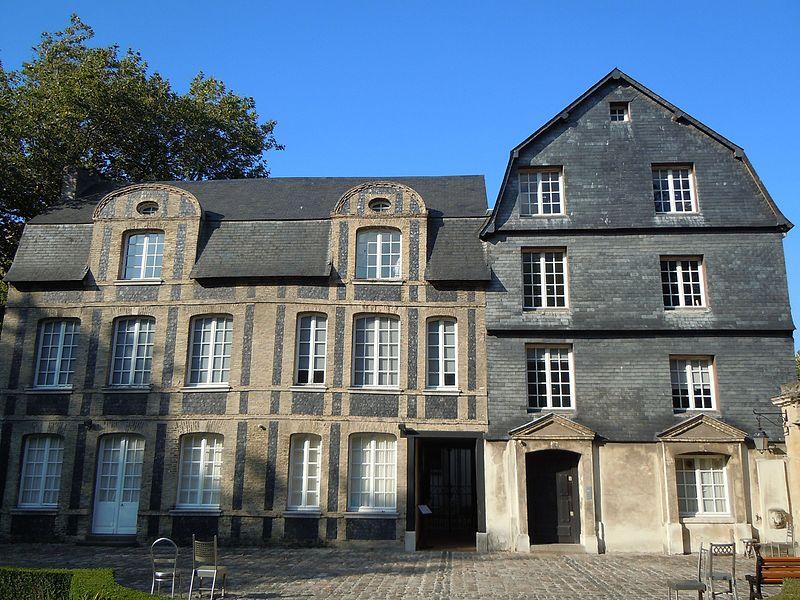 Photo du Monument Historique Maison Dubocage de Bliville (ou maison des Veuves) situé à Le Havre