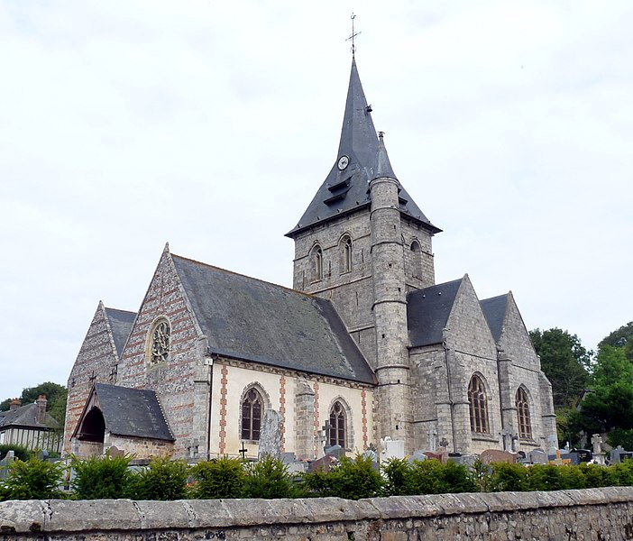 Photo du Monument Historique Eglise Saint-Pierre situé à Longueil