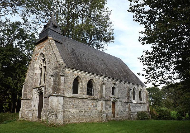 Photo du Monument Historique Chapelle de Pleine-Sevette situé à Néville