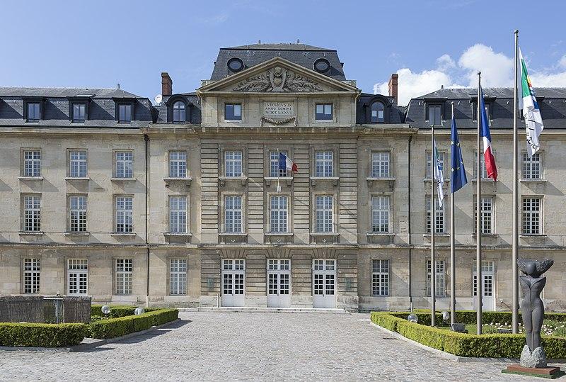 Photo du Monument Historique Caserne Jeanne d'Arc situé à Rouen