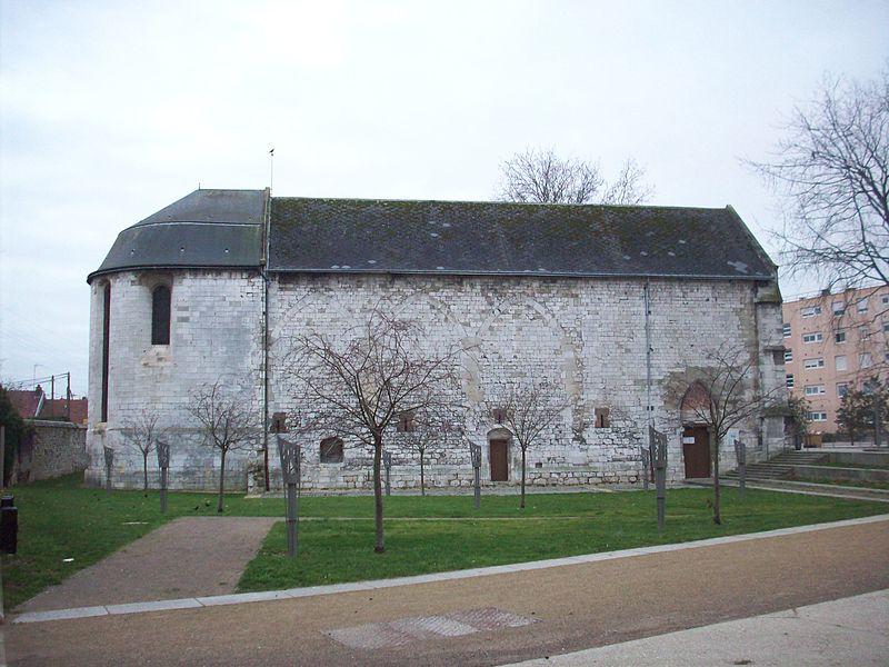 Photo du Monument Historique Chapelle de Grandmont situé à Rouen