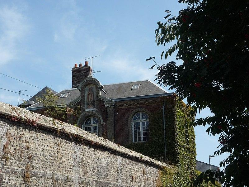 Photo du Monument Historique Couvent des Dominicains situé à Rouen