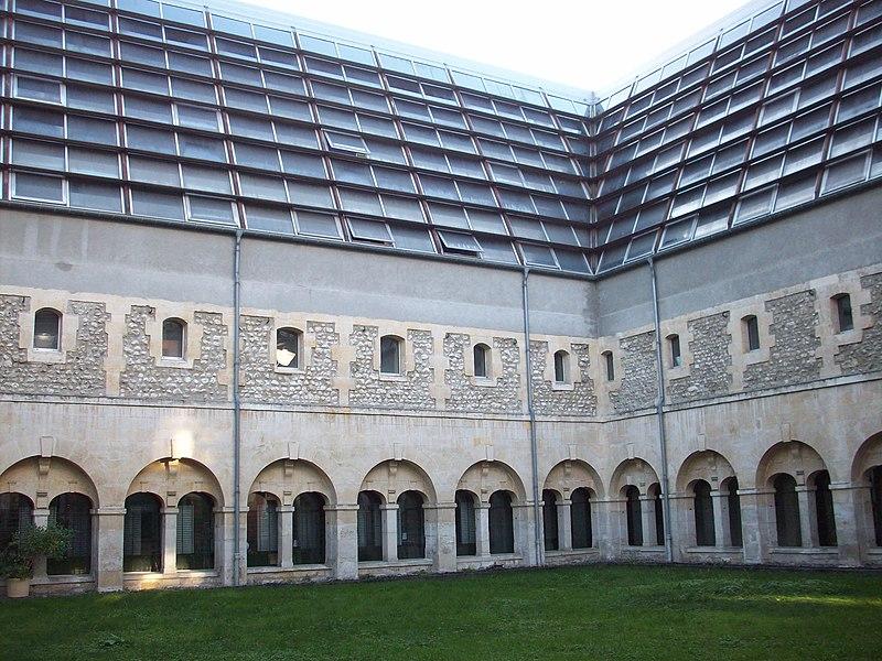Photo du Monument Historique Ancien couvent des Pénitents situé à Rouen