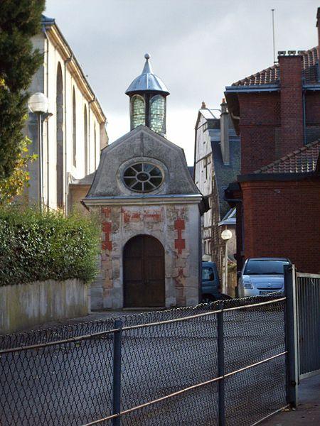 Photo du Monument Historique Ancien couvent des Ursulines situé à Rouen