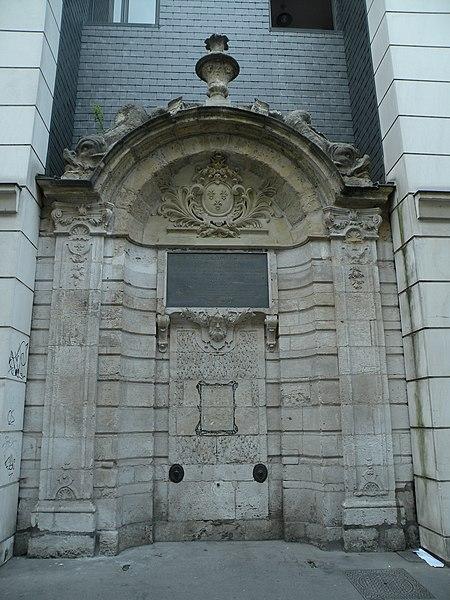 Photo du Monument Historique Eglise Saint-Candé et ancien Hôtel Asselin situé à Rouen