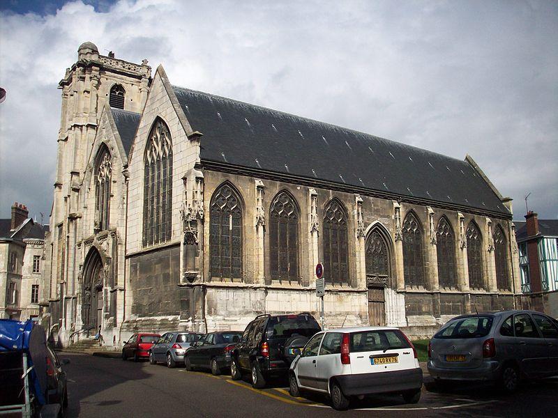 Photo du Monument Historique Eglise Saint-Godard situé à Rouen