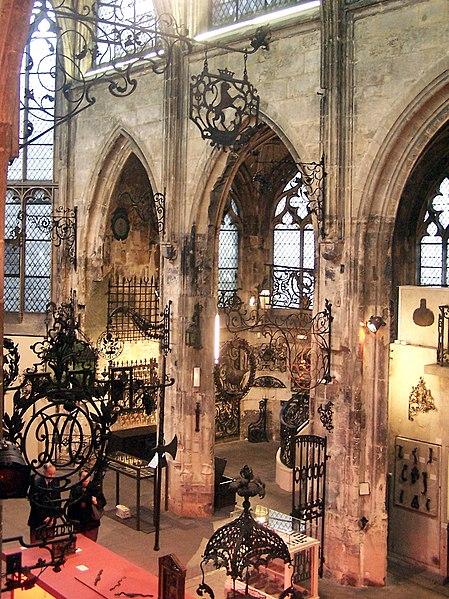Photo du Monument Historique Ancienne église Saint-Laurent situé à Rouen