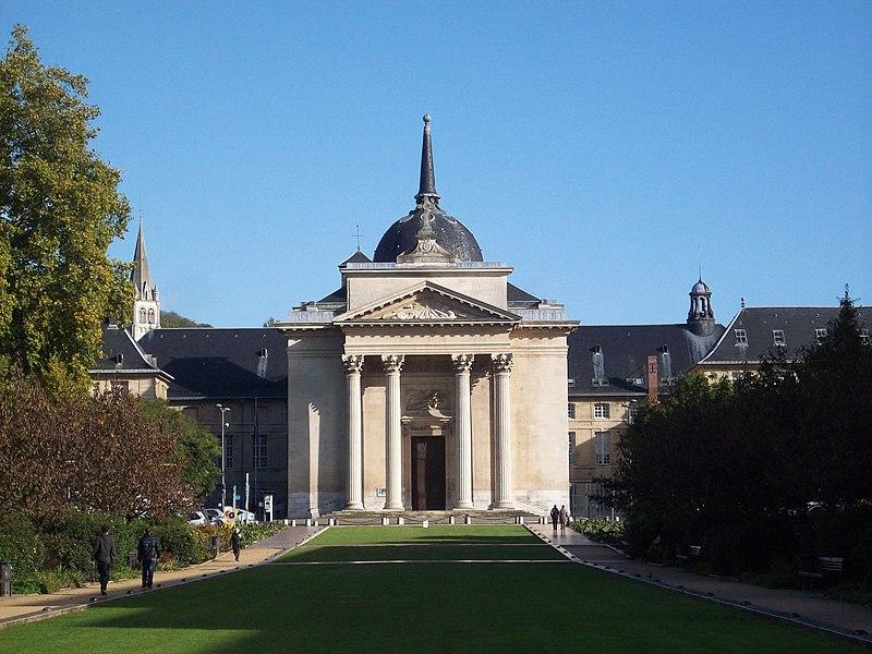 Photo du Monument Historique Eglise Sainte-Madeleine, ancienne église de l'Hôtel Dieu situé à Rouen