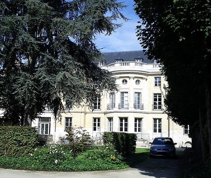 Photo du Monument Historique Ancien hôtel de Crosne situé à Rouen