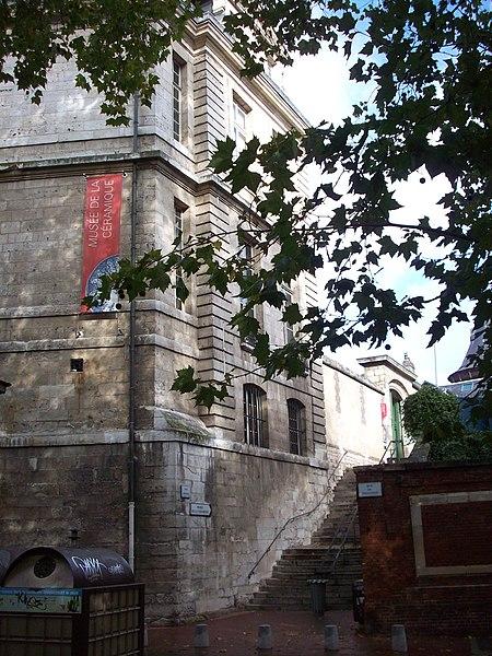 Photo du Monument Historique Hôtel d'Hocqueville dit hôtel de Bellegarde ou du Bailliage situé à Rouen