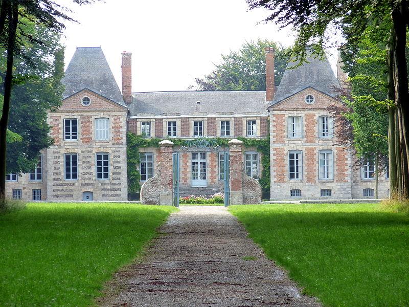Photo du Monument Historique Château situé à Saint-Aubin-sur-Mer