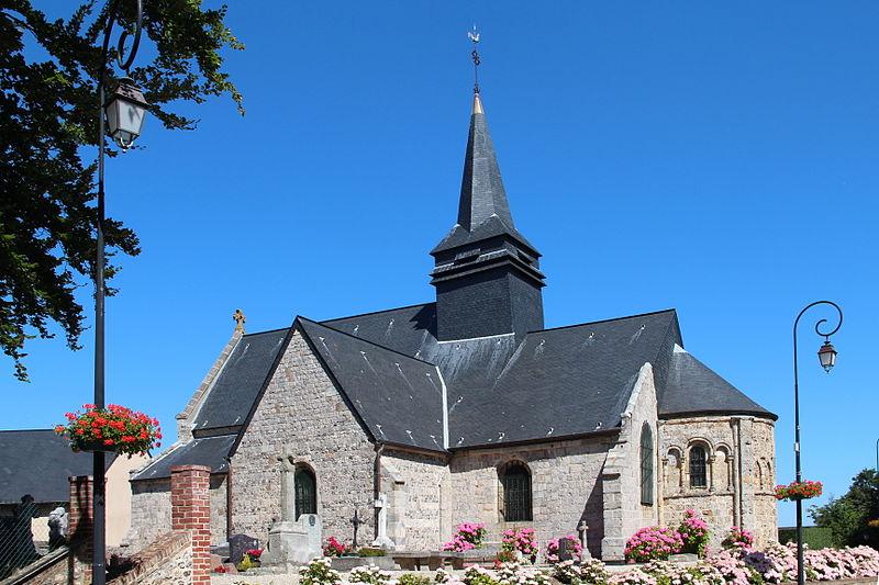 Photo du Monument Historique Eglise Sainte-Marguerite situé à Sainte-Marguerite-sur-Mer