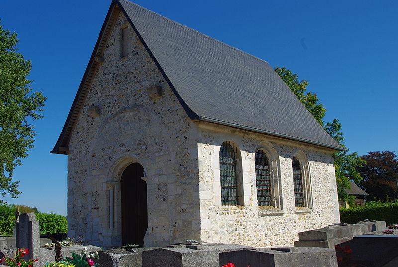Photo du Monument Historique Chapelle du Fay situé à Sainte-Marie-des-Champs