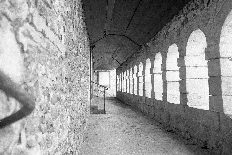 Photo du Monument Historique Hospice situé à Saint-Valery-en-Caux