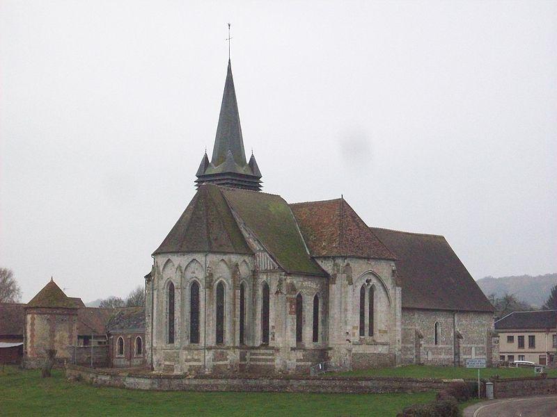 Photo du Monument Historique Eglise Saint-Martin situé à Sigy-en-Bray