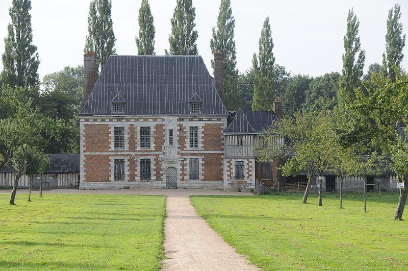 Photo du Monument Historique Manoir du Fay situé à Yvetot