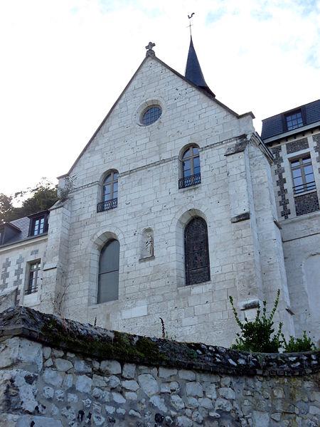 Photo du Monument Historique Ancien couvent Sainte-Barbe situé à Canteleu