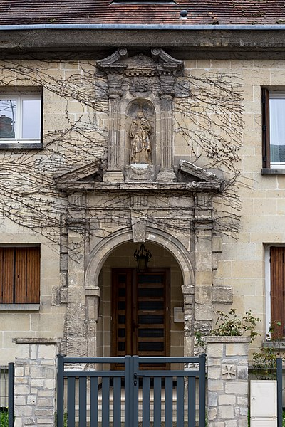 Photo du Monument Historique Ancien couvent des Augustines situé à Caudebec-en-Caux