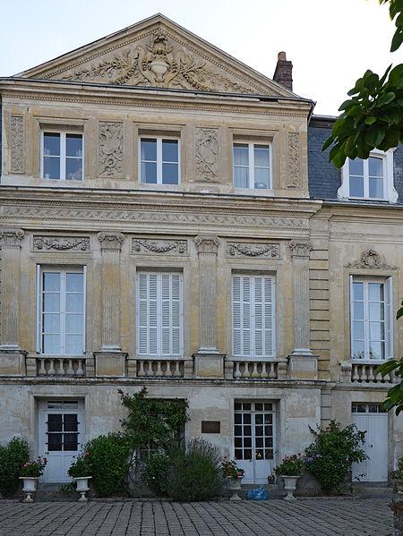 Photo du Monument Historique Demeure situé à Caudebec-en-Caux