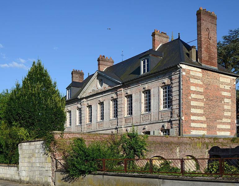 Photo du Monument Historique Ancien hôtel du Bailli de Caux situé à Caudebec-en-Caux